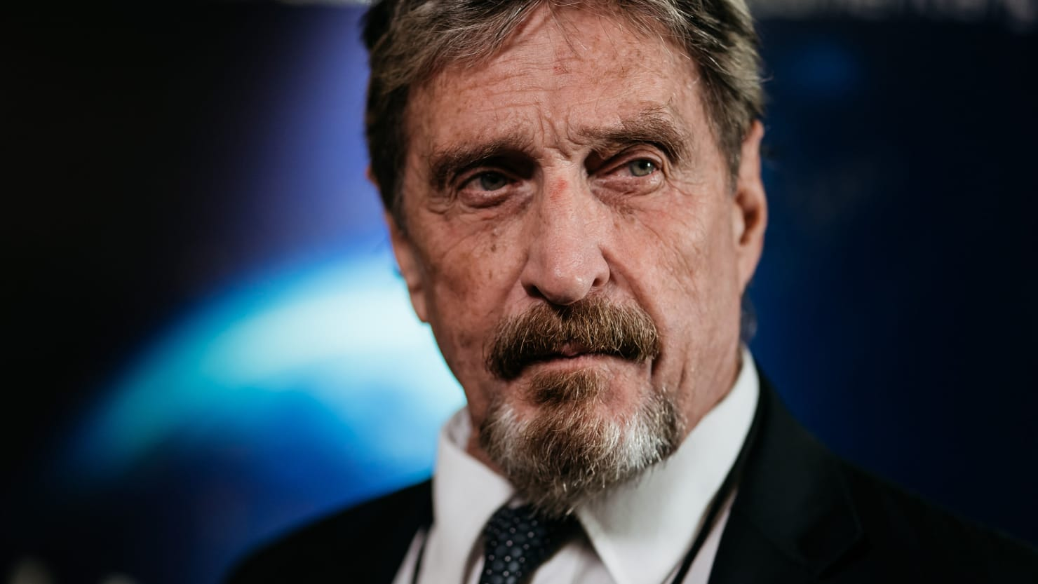Eccentric Antivirus Effectively off person John McAfee Accused of Making Millions in Unlawful Crypto Schemes