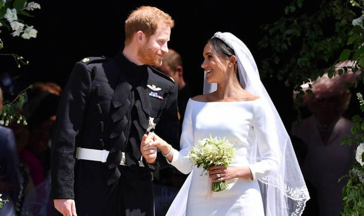 'We purchased sold the rip-off for £30m!' Meghan and Harry married in non-public three days earlier