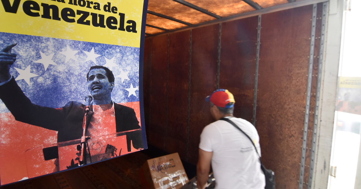 US offers non permanent stable plight to thousands of Venezuelans