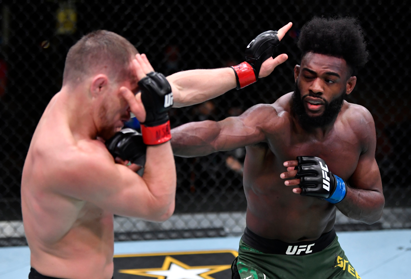 'I didn't enact the rest illegal': Aljamain Sterling hits out at fans questioning his DQ fetch against Petr Yan