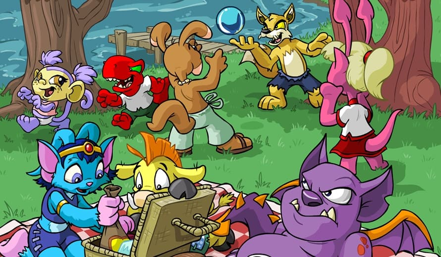 Neopets Dusky Market Trading is Becoming a Staunch Grunt