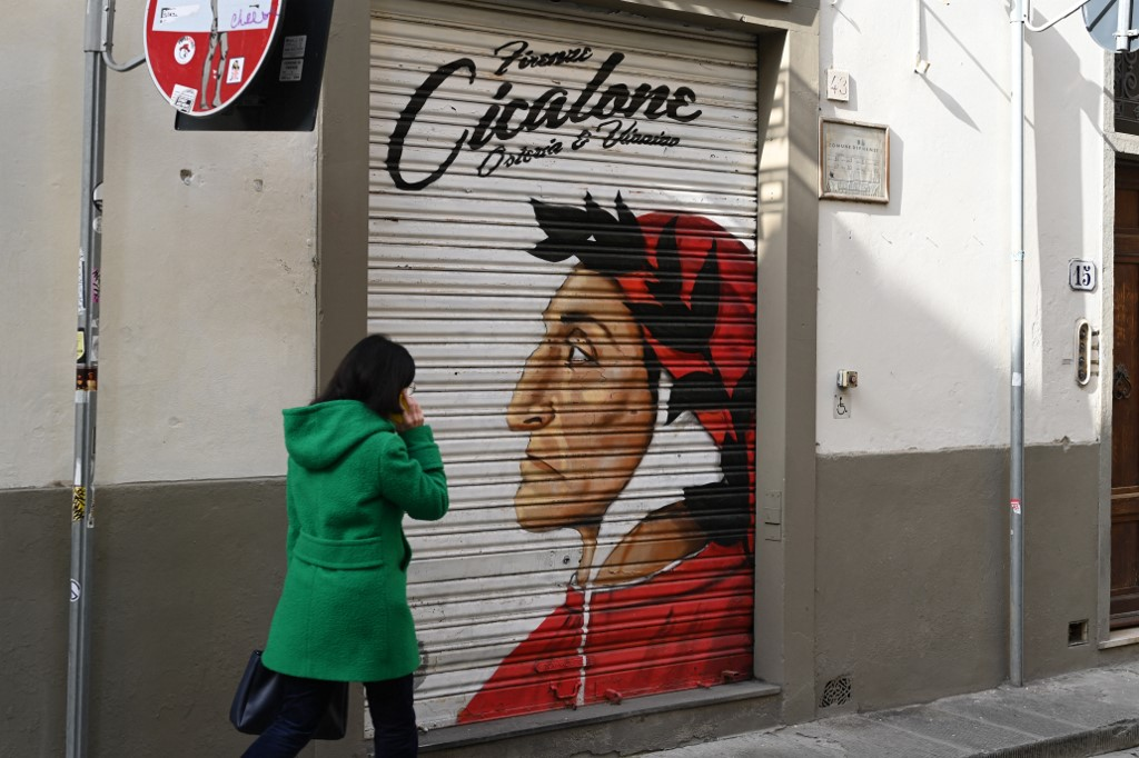 Italian attorneys see justice for Dante