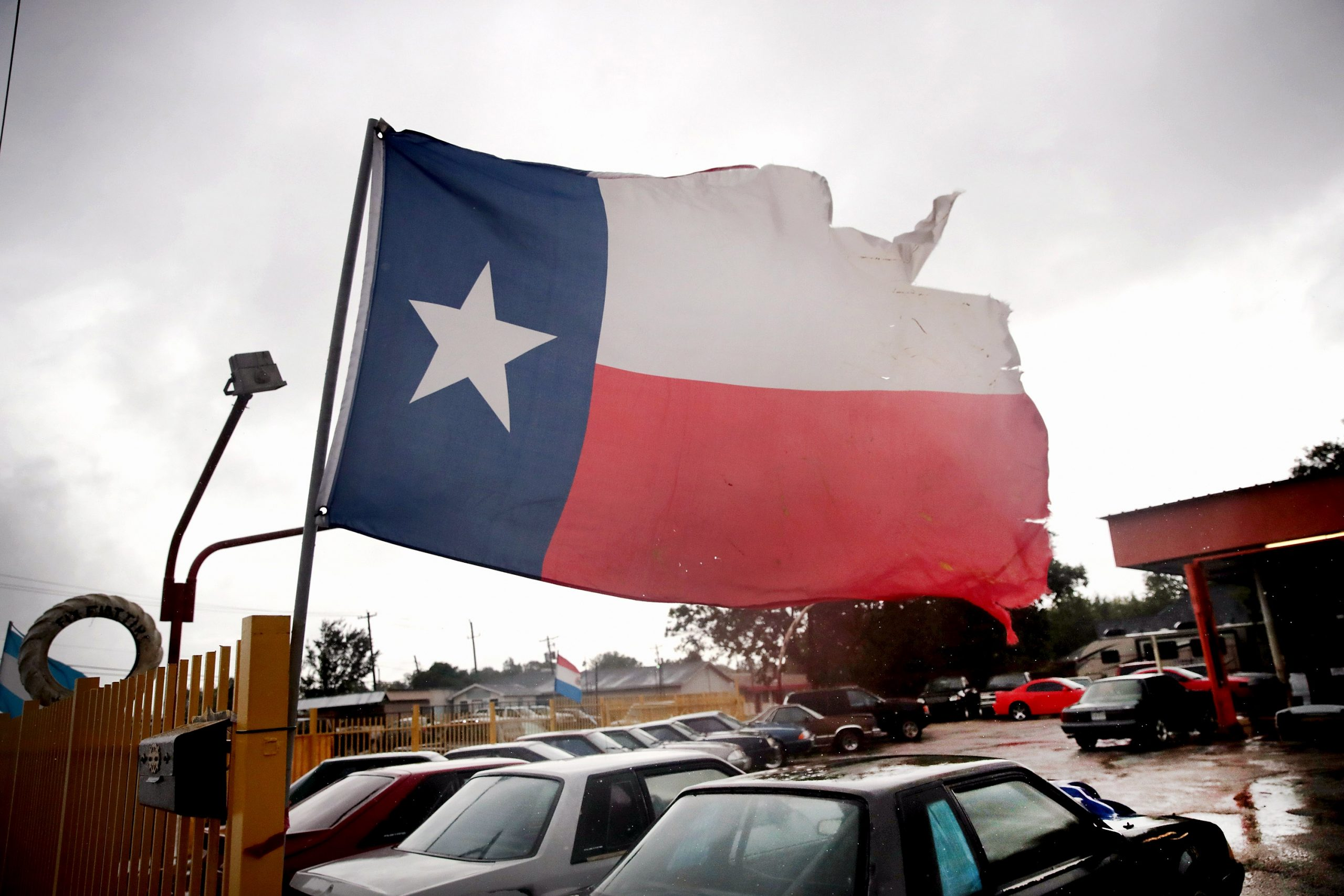 An Swish History of Texas Begins and Ends With White Supremacy