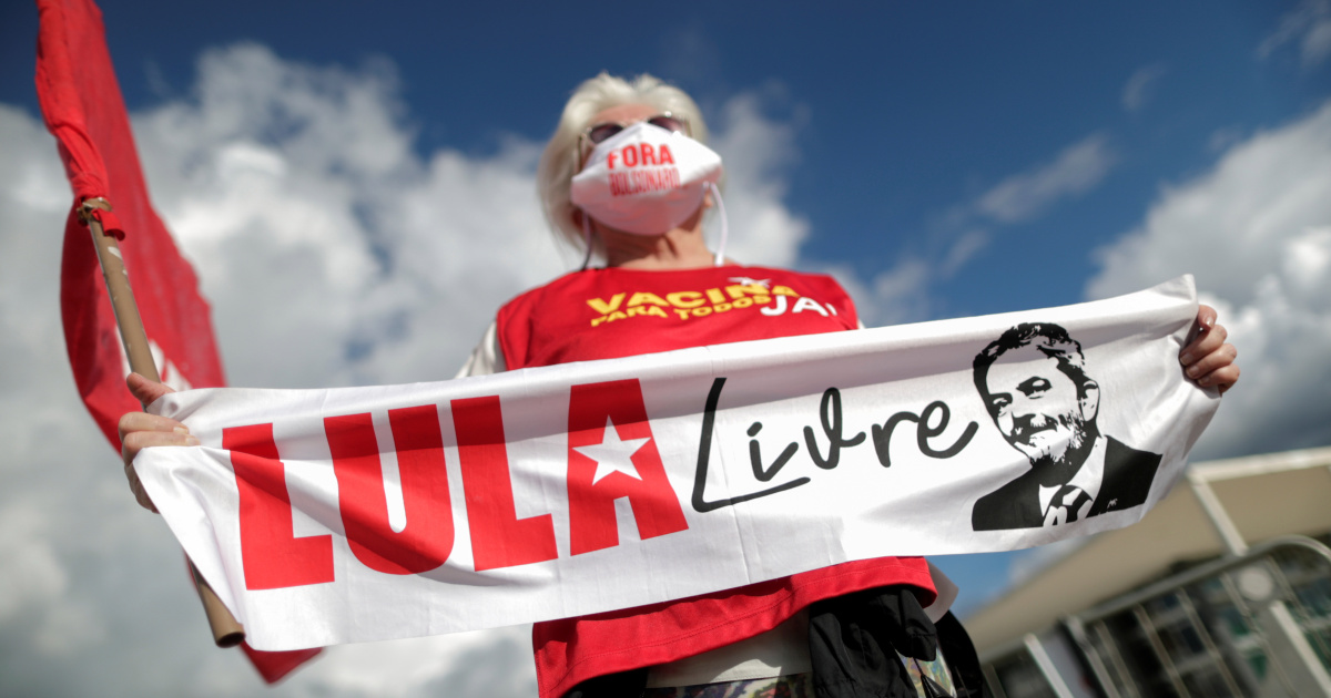 What next in Brazil after Lula's corruption convictions annulled?