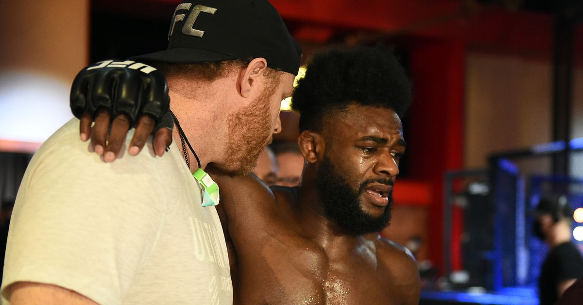 Sterling didn't are searching for to occasion following DQ take cling of, says guest Billy Quarantillo