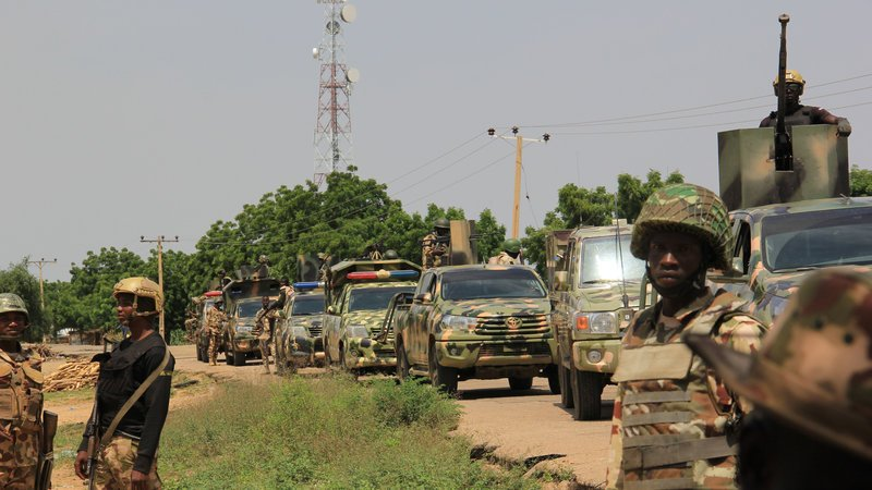 ISWAP, Troops, CTJF suffer loses in a single other Borno combat
