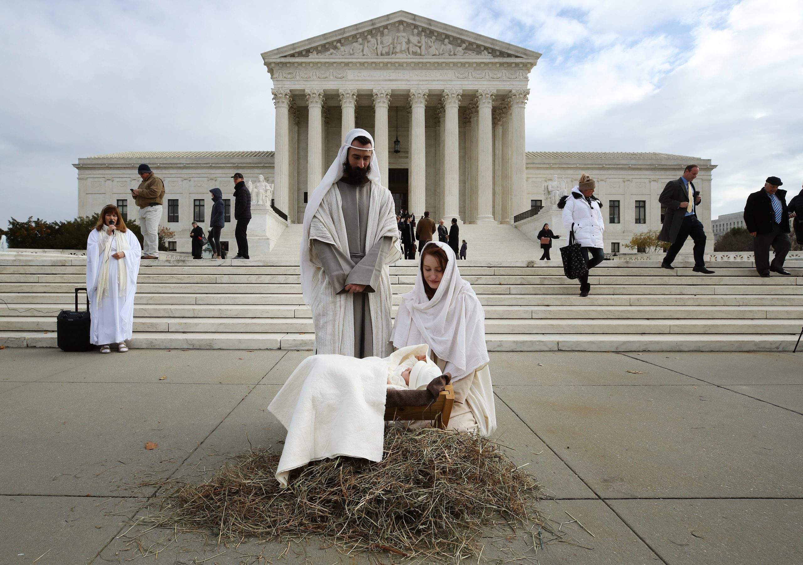 The Supreme Court docket's Non secular Persecution Advanced