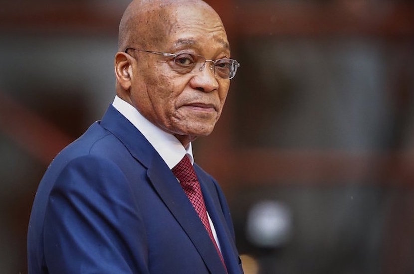 Zuma's present to salvage bid to pay his unbiased fees rejected
