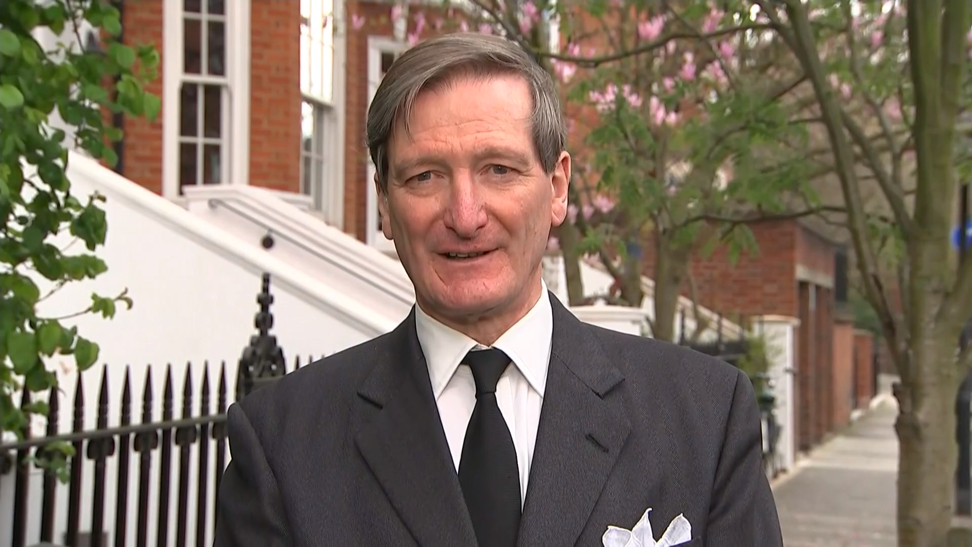 'A minister of the crown becoming a paid lobbyist is unfortunate' – ragged attorney total Dominic Grieve