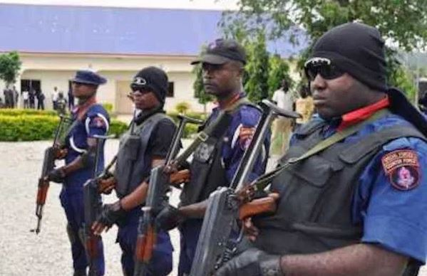 NSCDC nabbed eight fraudulent naval officers, 29 oil thieves in Rivers