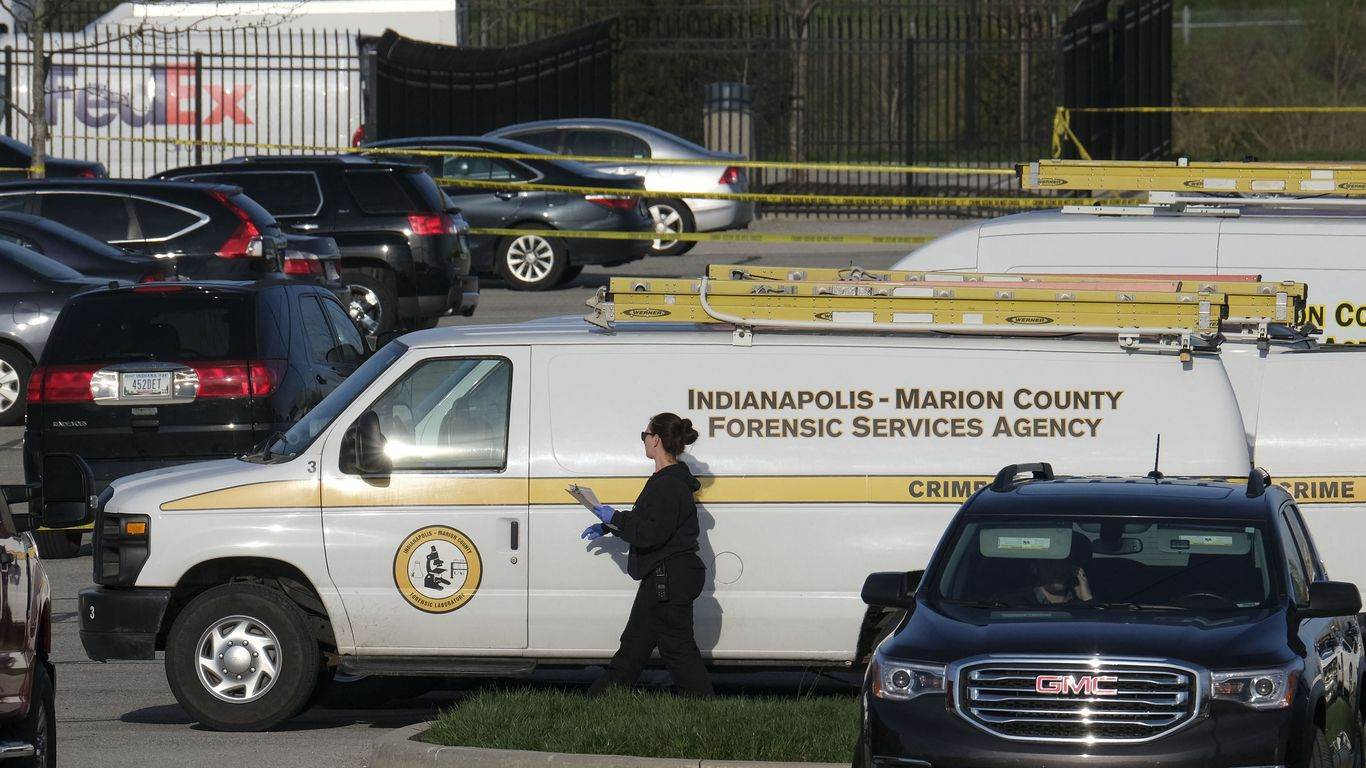 Indianapolis mass shooting suspect legally sold 2 weapons, police divulge