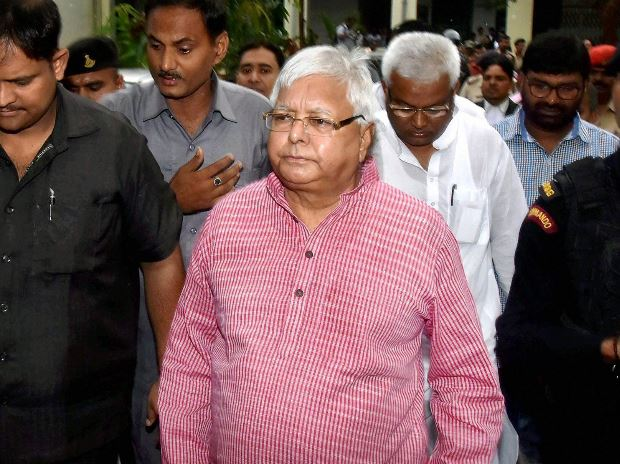 HC grants bail to Lalu in Dumka treasury case; paves manner for his birth