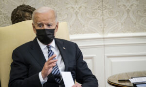 Biden: Surge in Unlawful Immigration Alongside Border Is a 'Disaster'
