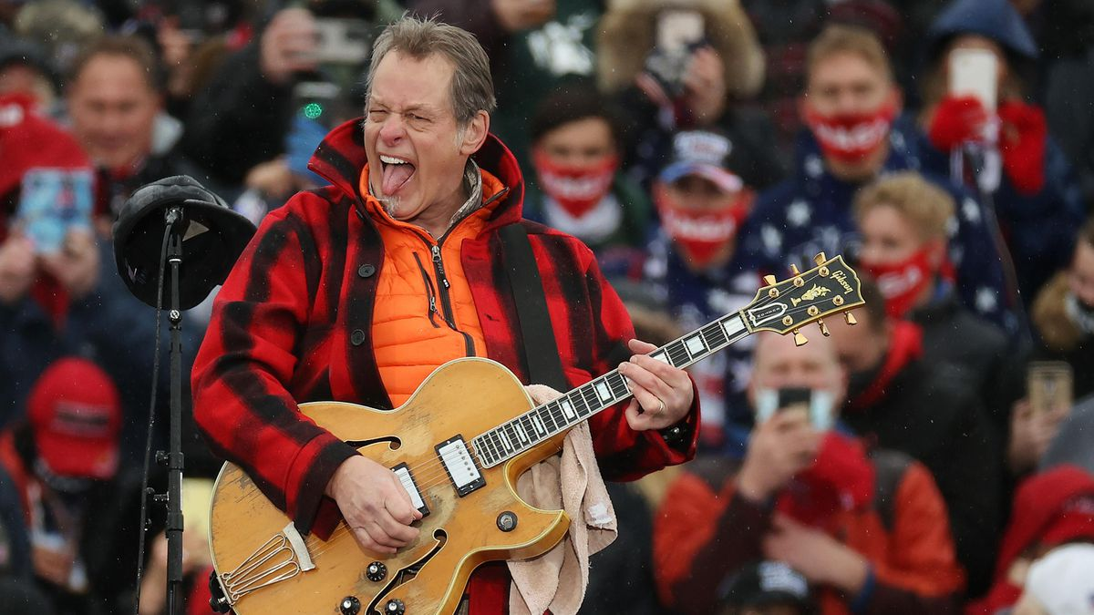 Ted Nugent—Who Referred to as Covid-19 A Scam—Says He's Been Crippled By The Virus
