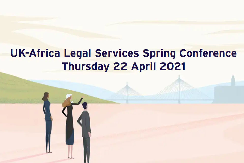 Virtual conference for UK-Africa proper services and products